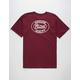 BRIXTON Merced Mens T-Shirt