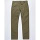 BRIXTON Reserve Mens Chino Pants