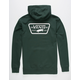 VANS Full Patched Mens Hoodie