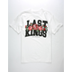 LAST KINGS Stitched Mens T-Shirt