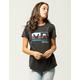 RVCA Stripe Set Box Womens Tee