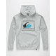 QUIKSILVER Hold Down Boys Hoodie