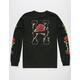HUF Classic H Rose Mens T-Shirt