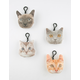 Plush Cat Sound Keychain