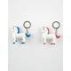 LED Unicorn Keychain