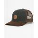 TIMBERLAND Tweed Mens Trucker Hat