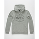 RVCA Pure Mens Hoodie