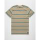 BILLABONG Die Cut Stripe Mens T-Shirt