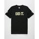 DEFEND BROOKLYN Did It Mens T-Shirt