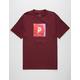 PRIMITIVE Red Rose Mens T-Shirt