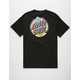 SANTA CRUZ Neon Dot Mens T-Shirt