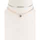 FULL TILT Moon & Rhinestone Necklace