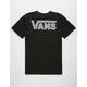 VANS Drop V Checkerboard Mens T-Shirt