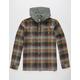 BILLABONG Baja Mens Flannel Shirt Jacket