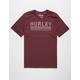 HURLEY Particles Dri-FIT Mens T-Shirt