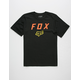 FOX Contended Boys T-Shirt