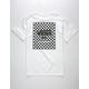 VANS Print Box Checkerboard Mens T-Shirt