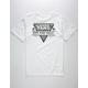VANS Retro Triangle Checkerboard Mens T-Shirt