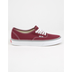 VANS Authentic Womens Apple Butter & True White Shoes