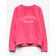 BILLABONG Whole Heart Girls Sweatshirt