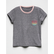 BILLABONG Bear Stamp Girls Tee