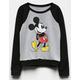 DISNEY Mickey Mouse Girls Sweatshirt