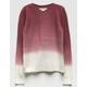 WOVEN HEART Ombre Girls Sweater