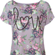 WORKSHOP Floral Love Boxy Womens Top