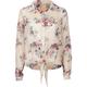 FULL TILT Chiffon Tie Front Womens Shirt