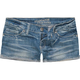 Raw Edge Womens Shorts