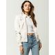 CI SONO Moto Stitch Womens Faux Leather Jacket