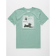 BILLABONG The New West Boys T-Shirt