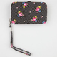Ditsy Dot Cell Phone Wallet