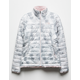THE NORTH FACE Mossbud Swirl White Combo Reversible Girls Jacket