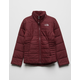 THE NORTH FACE Harway Zinfandel Red Girls Jacket