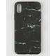 ANKIT Black Marble iPhone X Case