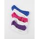 6 Pack Glitter Lurex Socks