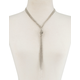 FULL TILT Knotted Chain Necklace