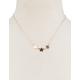 FULL TILT Tri Star Dainty Necklace