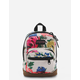JANSPORT Coated Canvas Floral Right Pouch