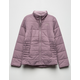 THE NORTH FACE Harway Quail Grey Girls Jacket