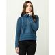 RVCA Mix Up Womens Knit Turtleneck Sweater