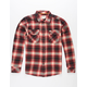 CAPTAIN FIN Shadow Mens Flannel Shirt