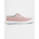 HUF Dylan Slip On Pink Mens Shoes