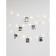 Iridescent Mini Clip String Lights