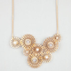 FULL TILT Sunburst Statement Necklace