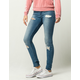 ROXY Just The Good Day Womens Super Skinny Jeans