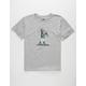 RIP CURL Fishing Bear Boys T-Shirt