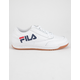 FILA Original Tennis Logo Mens Shoes