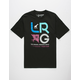 LRG Research Icons Mens T-Shirt